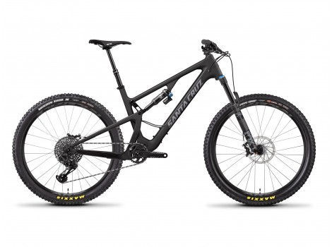 VTT Santa Cruz 5010 Carbon S Noir
