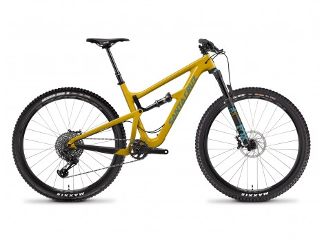 VTT Santa Cruz Hightower Carbon S Moutarde