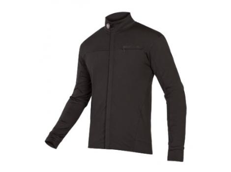 Maillot vélo Endura Roubaix Xtract Noir