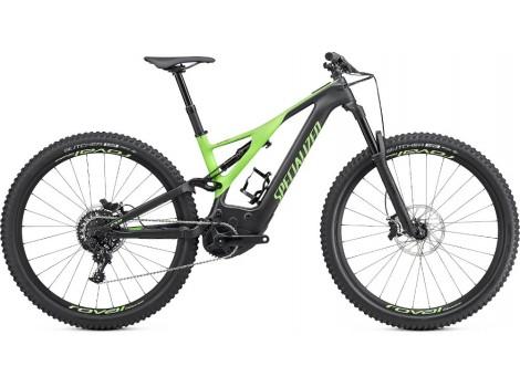 VTT électrique Specialized Levo Men Expert Carbon 29 Noir - vert - 19