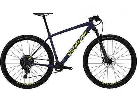 VTT Specialized Epic HT Men Comp carbon 29 Bleu glossy - 19