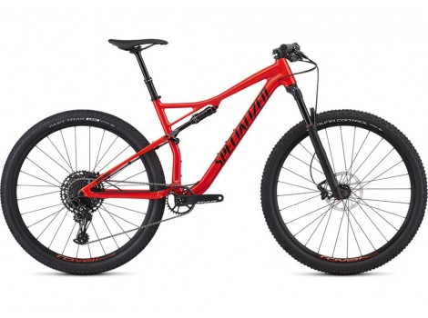 VTT Specialized Epic Men Comp Evo 29 Rouge Glossy - 19