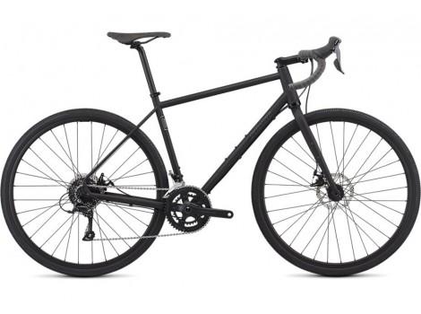 Vélo route gravel Specialized Sequoia Noir Charbon - 19