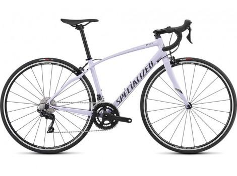 Vélo route Specialized Dolce Elite Blanc - 19