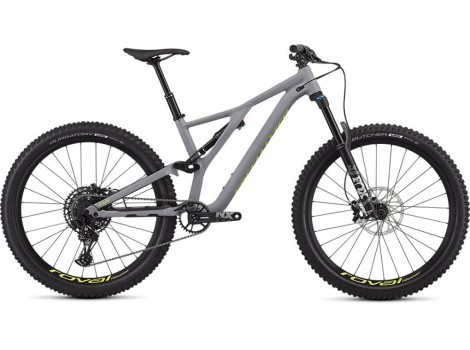 VTT Specialized Stumpjumper FSR Men Comp Alu 27.5 Gris - 19