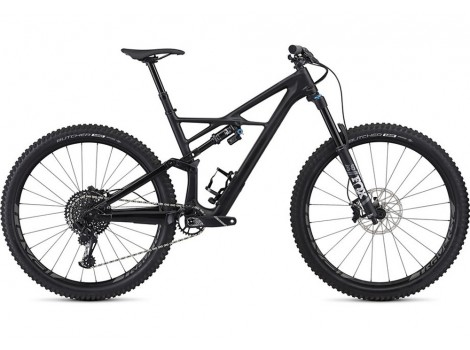 VTT Specialized Enduro FSR Elite carbon 29 Noir carbone satin - 19