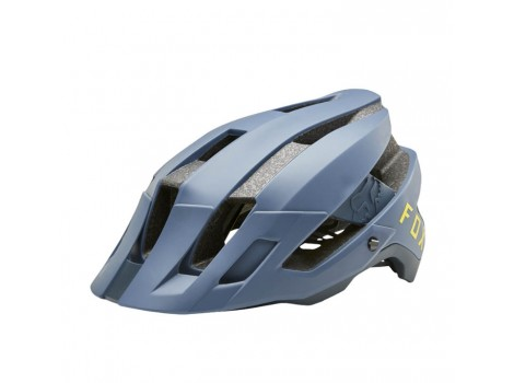 Casque VTT Fox Flux Blue Steel