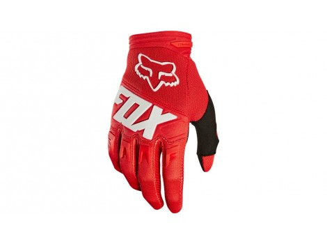 Gants VTT Dirtpaw Rouge Junior