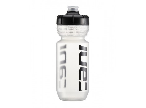 Bidon Cannondale transparent Logo noir 600 ml