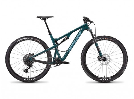 VTT Santa Cruz Tallboy S Carbon C 29 Vert - 2019