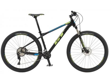 Vélo VTT GT Avalanche Elite noir 27.5 - 2019