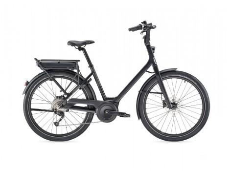 Vélo Moustache Lundi 26.1 Bosch Active + 400 Wh Noir - 2019