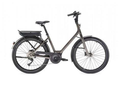 Vélo Moustache Lundi 26.1 Bosch Active + 400 Wh Gunmetal Bronze - 2019