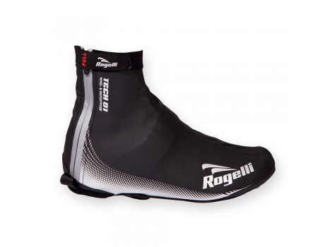 Sur-Chaussures Rogelli Fiandrex Noir Waterproof