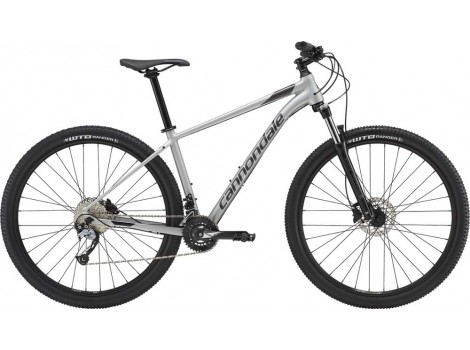 VTT Canondale Trail 6 29' Silver - 2019