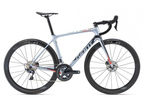 Vélo de route Giant TCR Advanced Pro 1 Disc - 2019
