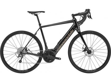 """Vélo route électrique Cannondale Synapse Neo 3 Black Pearl 28"""" - 2019"""