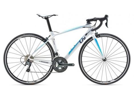 Vélo route Liv Langma Advanced 3 X - 2019