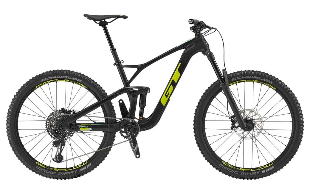 "VTT GT Force Carbon Expert Raw 27.5"" - 2019"