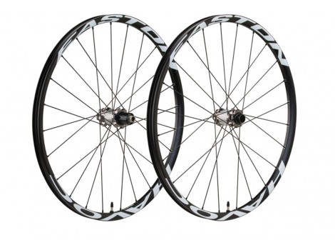"Paire de roues VTT Easton Haven 26"" Axe AV 20 x 110 mm / Axe AR 12 x 142 mm"