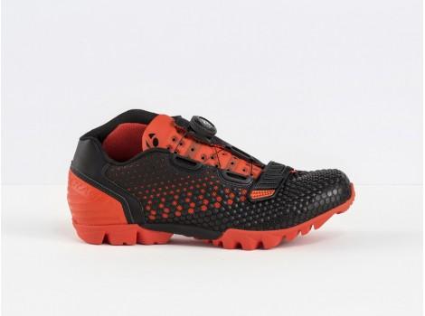 Chaussures VTT Bontrager Rhythm Noir/Orange