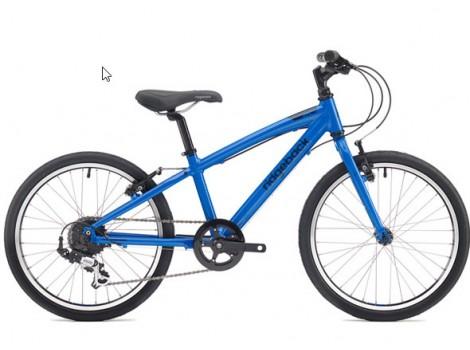 """Vélo enfant Ridgeback Dimension 20"""" bleu - 2019"""