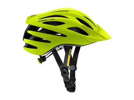 Casque VTT Mavic Crossride SL Elite Safety yellow