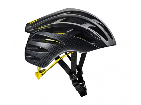 Casque Route Mavic Ksyrium Pro MIPS Black/Yellow