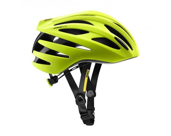 Casque Route Mavic Aksium Elite Safety Yellow/Black