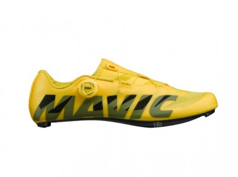 Chaussures Route Mavic Cosmic SL Ultimate Yellow
