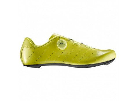 Chaussures Route Mavic Cosmic Boa Sulphur Yellow