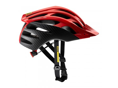 Casque VTT Mavic Crossmax SL Pro MIPS Fiery Red