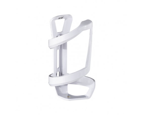 Porte-bidon Bontrager chargement latéral droite blanc