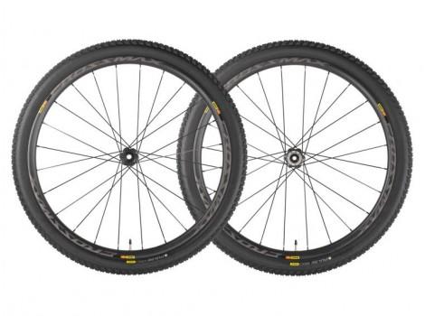 """Paire de roues avec pneus Mavic CrossMax Pro Carbon 29"""""""