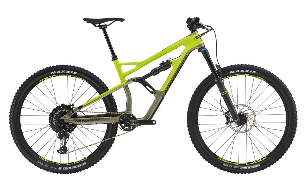 VTT Cannondale Jekyll 29 3 Carbon - 2019