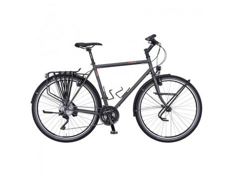 Vélo randonnée VSF TX-800 XT 30GG HS33 gris -2019