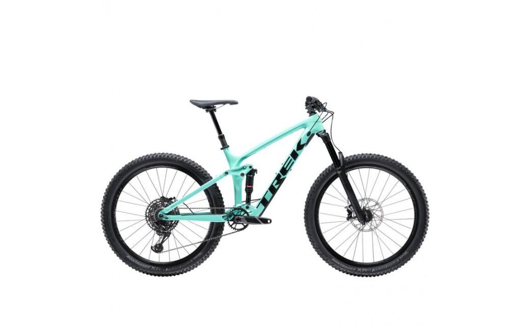 Vélo VTT Trek Remedy 9.7 vert - 2019
