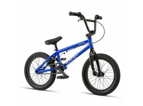Vélo BMX Radio Dice 16 pouces Bleu/Metallic Blue - 2019