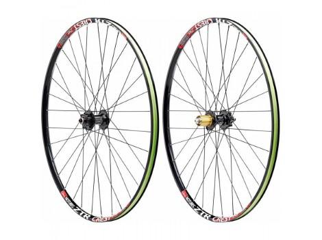 "Paire de roues VTT Stan's Notubes ZTR Crest Hope 27.5 """