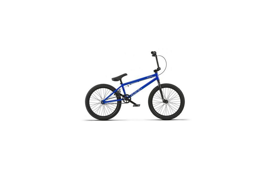 Vélo BMX Radio Dice 20 pouces Bleu/Metallic Blue - 2019