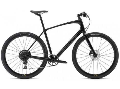 Vélo Fitness Spécialized Sirrus X Comp Carbon noir - 2019