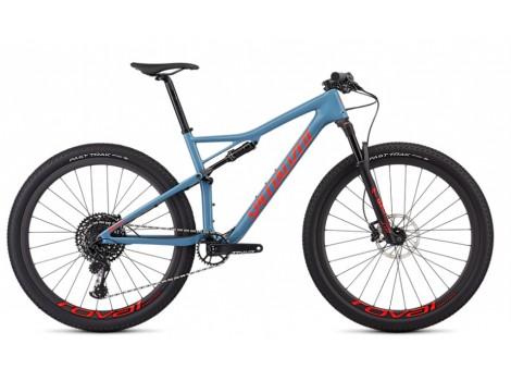 Vélo VTT Spécialized Men's Epic Expert bleu - 2019