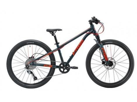 "Vélo VTT FROG MTB 62 24"" rouge - 2021"