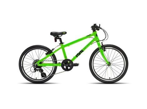 """Vélo VTC enfant FROG 55 20"""" vert - 2019"""