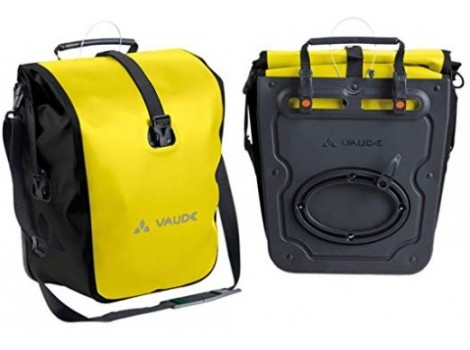 Paire de sacoches latéraux AR VAUDE Aqua Back jaune -12411