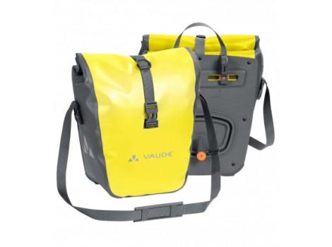 Paire de sacoches roue avant VAUDE Aqua Front jaune - 12493