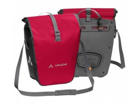 Paire de sacoches roue avant VAUDE Aqua Front rouge - 12493