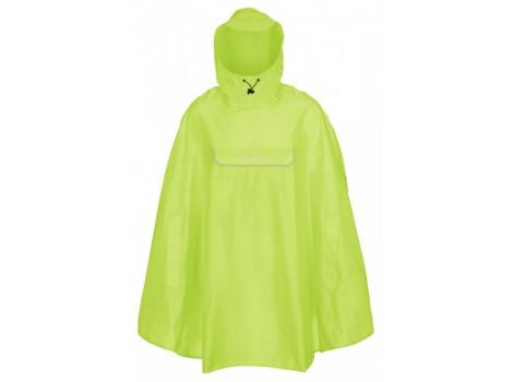 Poncho Vaude Valdipino vert - 02285