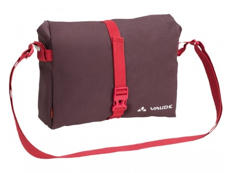 Sacoche de guidon VAUDE ShopAir Box rouge - 12698
