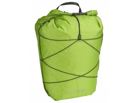 Paire de sacoches roue arrière VAUDE Aqua Back light vert - 12952